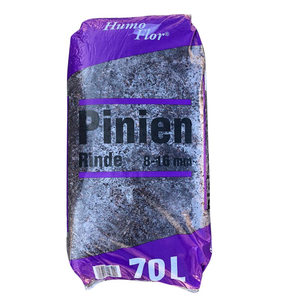 Pinienrinde 70 Liter