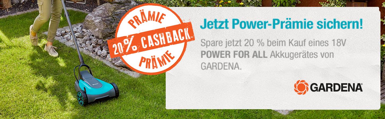 Gardena Cashback